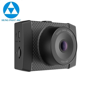 YI Ultra Dash Camera - Black